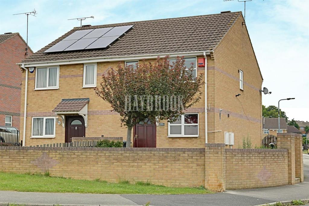 2 Bedrooms Semi Detached House for sale in Clough Fields Road, Hoyland