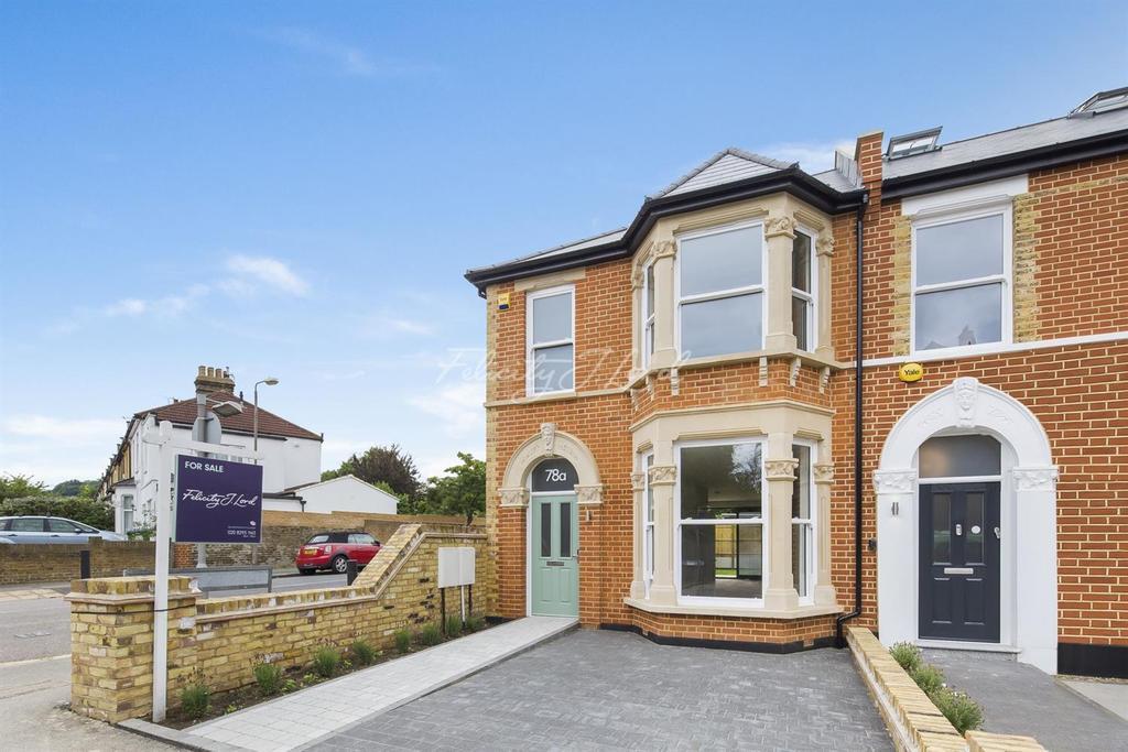 3 Bedrooms End Of Terrace House for sale in Grangehill Road, Eltham, SE9