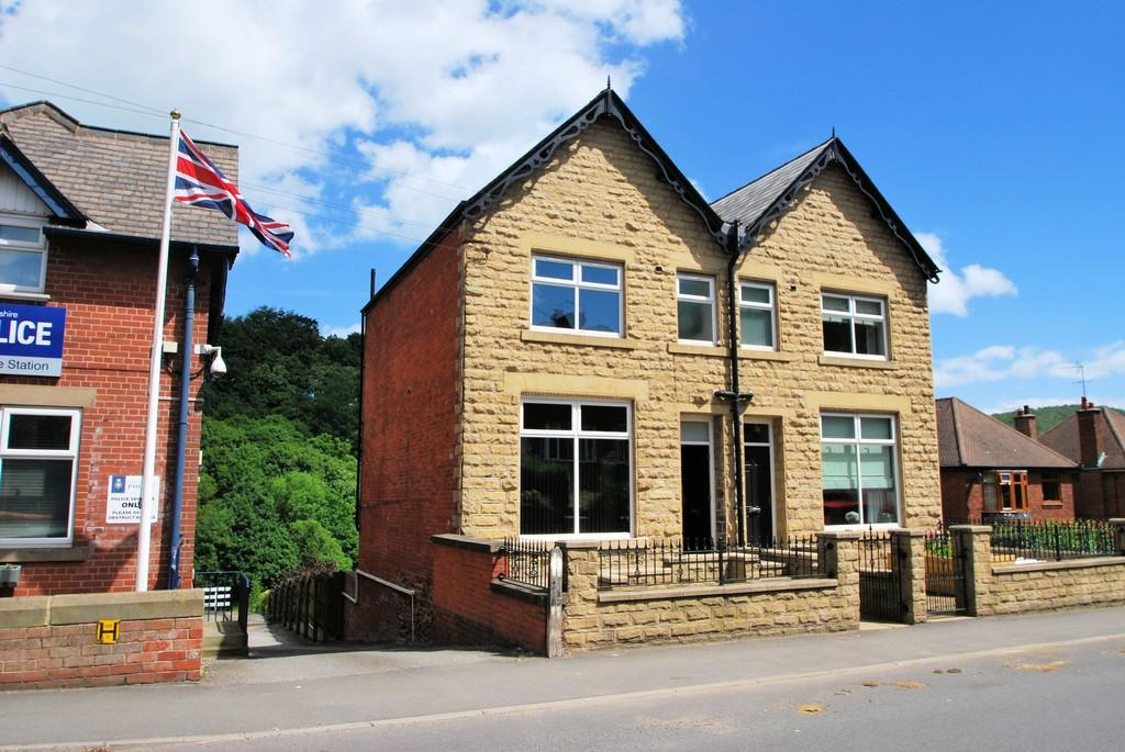 3 Bedrooms Semi Detached House for sale in Manchester Road Deepcar Sheffield
