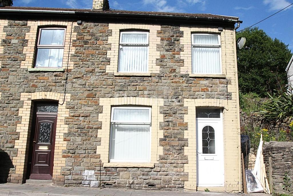 2 Bedrooms End Of Terrace House for sale in Caerphilly Road, Senghenydd