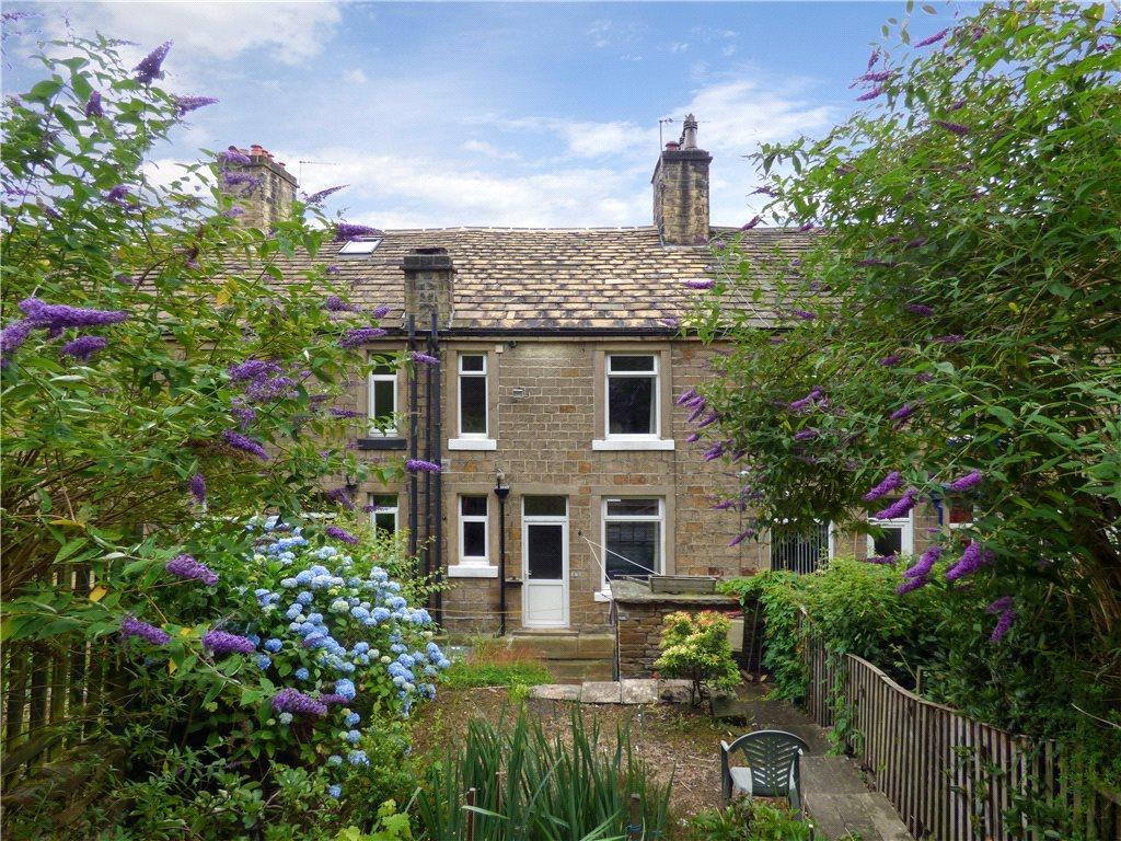 2 Bedrooms Terraced House for sale in Belgrave Road, Bingley, West Yorkshire