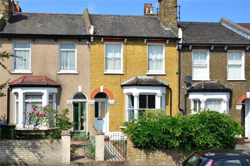 3 Bedrooms Terraced House for sale in Combedale Road, Greenwich, London, SE10