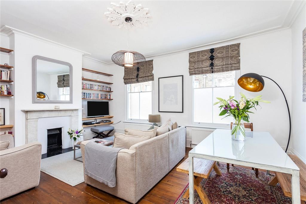 2 Bedrooms Flat for sale in Green Lanes, London, N16