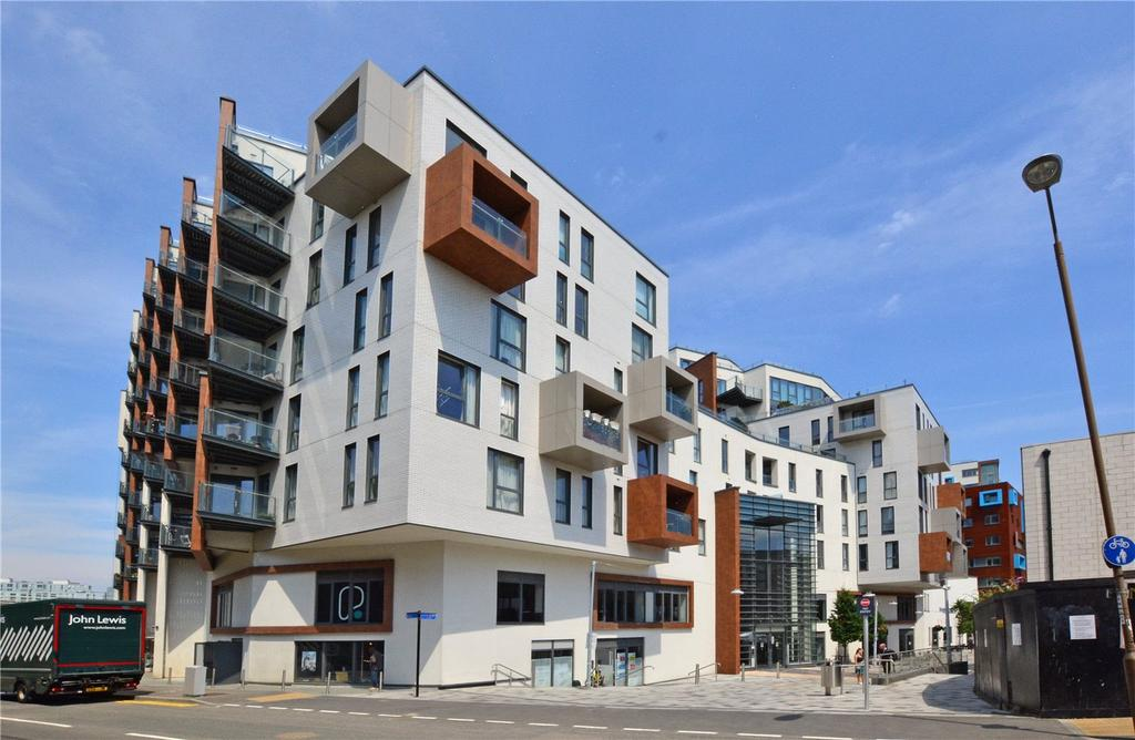 2 Bedrooms Flat for sale in Bellville House, 77 Norman Road, Greenwich, London, SE10