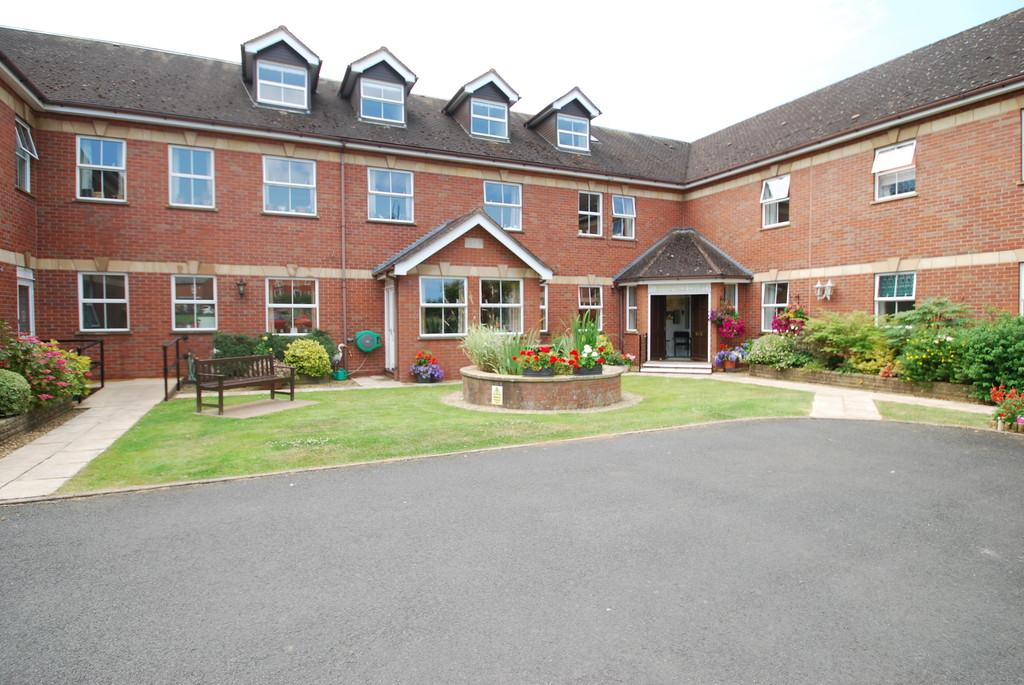1 Bedroom Sheltered Housing Retirement Property for sale in Barnards Green Road, Malvern