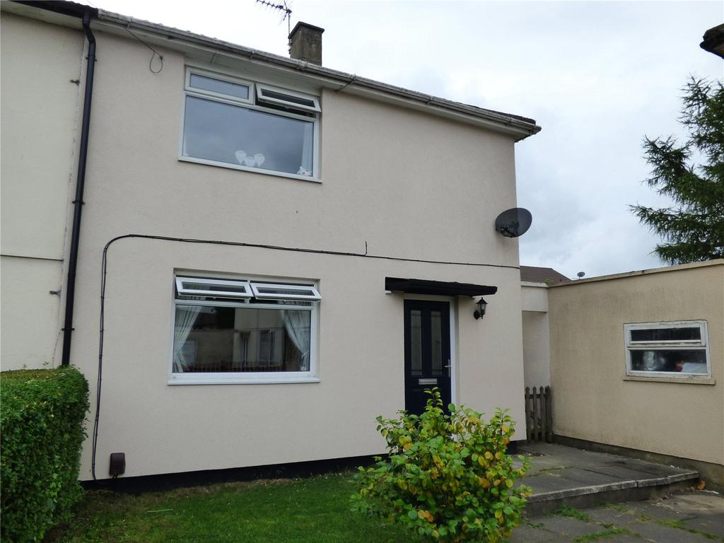2 Bedrooms Semi Detached House for sale in Foldings Close, Scholes, BD19