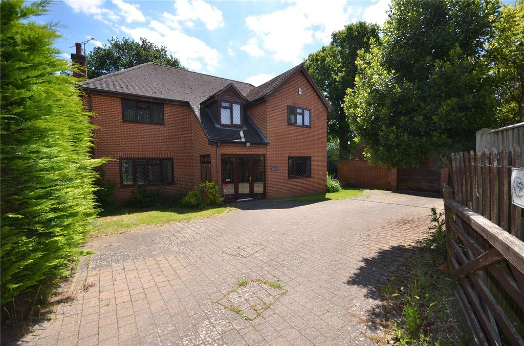 4 Bedrooms Detached House for sale in Deerhurst Close, Calcot, Reading, Berkshire, RG31