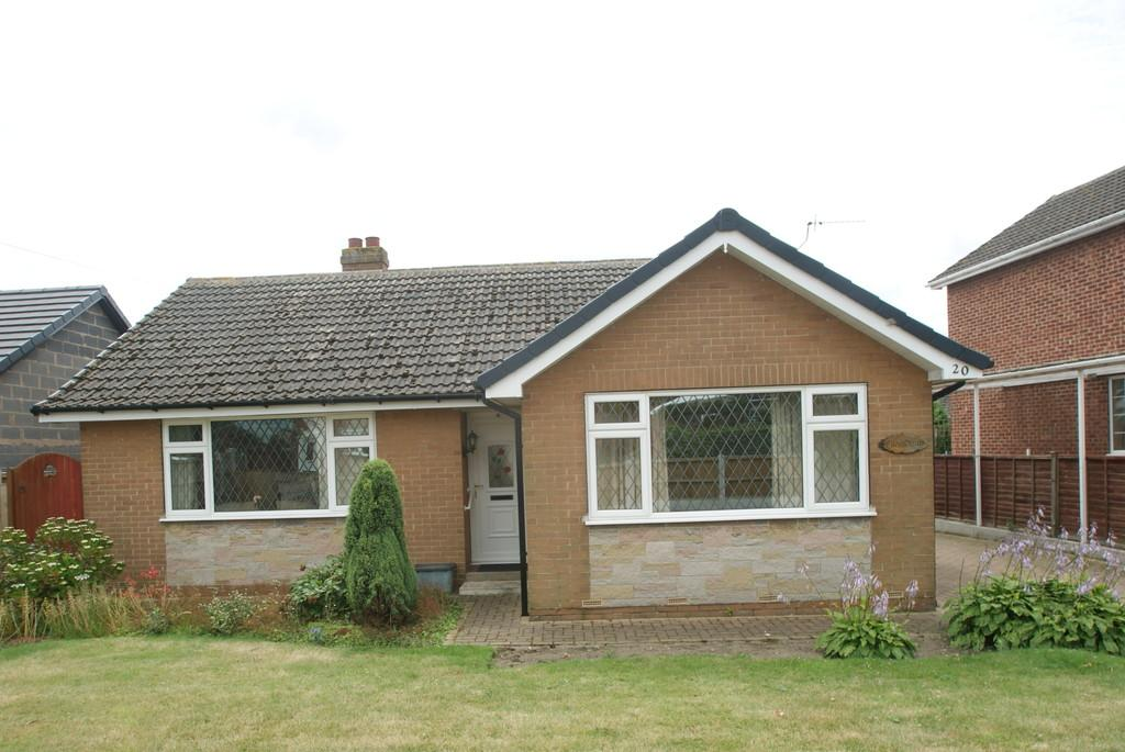 3 Bedrooms Detached Bungalow for sale in Common Lane, Auckley