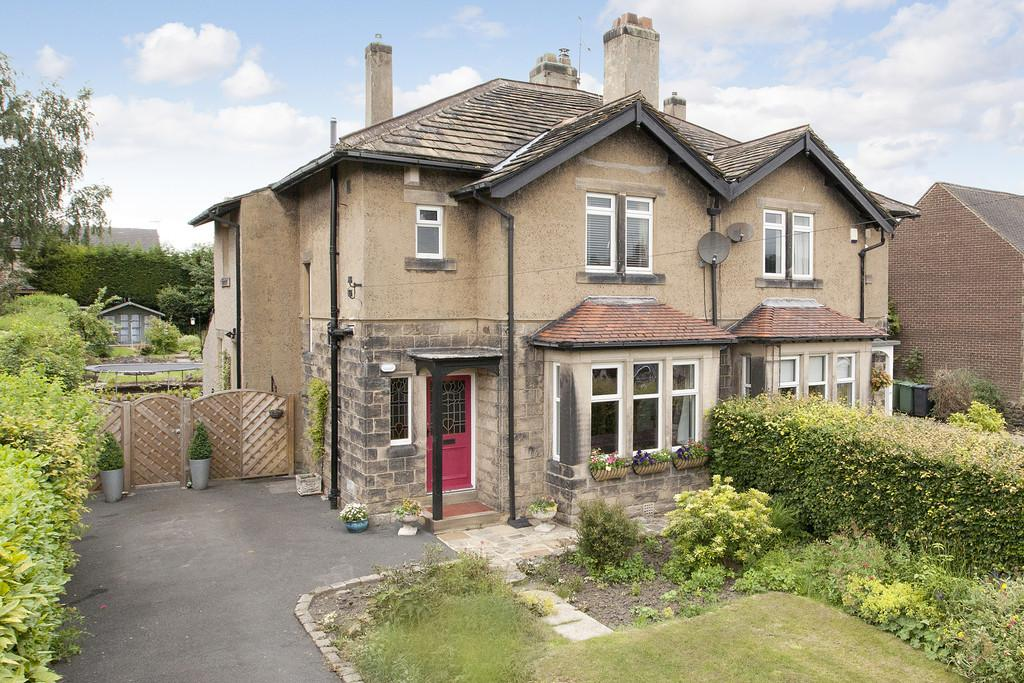 3 Bedrooms Semi Detached House for sale in Ings Lane, Guiseley