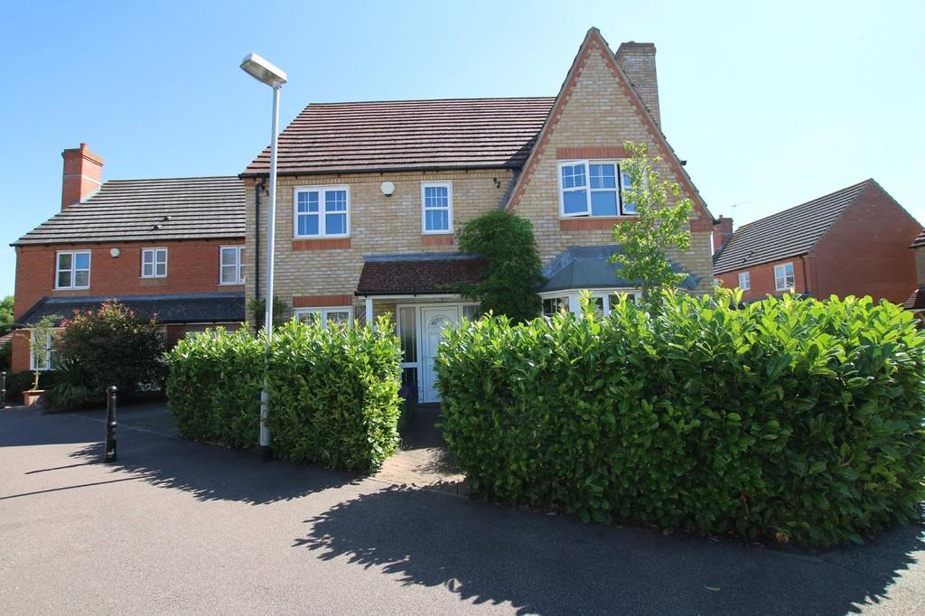 5 Bedrooms Detached House for sale in Juniper Drive, Chatteris
