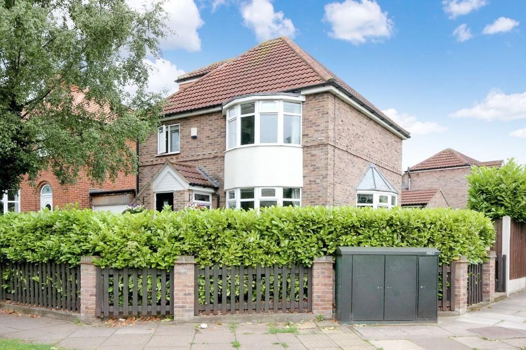 4 Bedrooms Detached House for sale in 34 Grantham Drive Holgate York YO26 4TZ