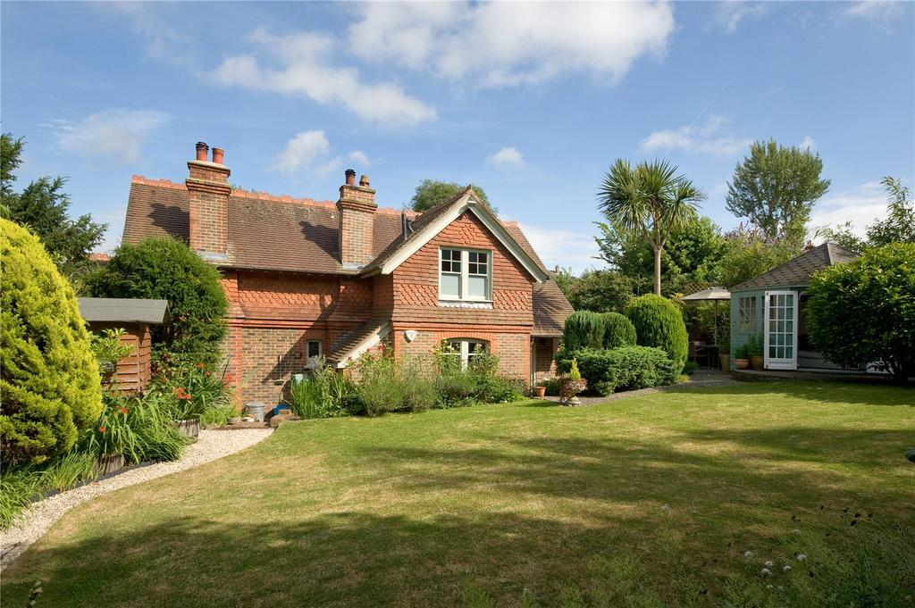 3 Bedrooms Detached House for sale in School Hill, Barcombe, Lewes, East Sussex