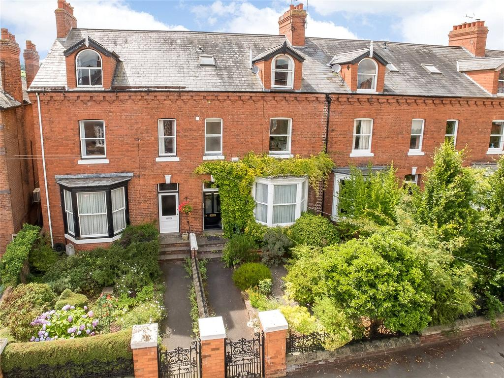 5 Bedrooms Terraced House for sale in Gravel Hill, Ludlow