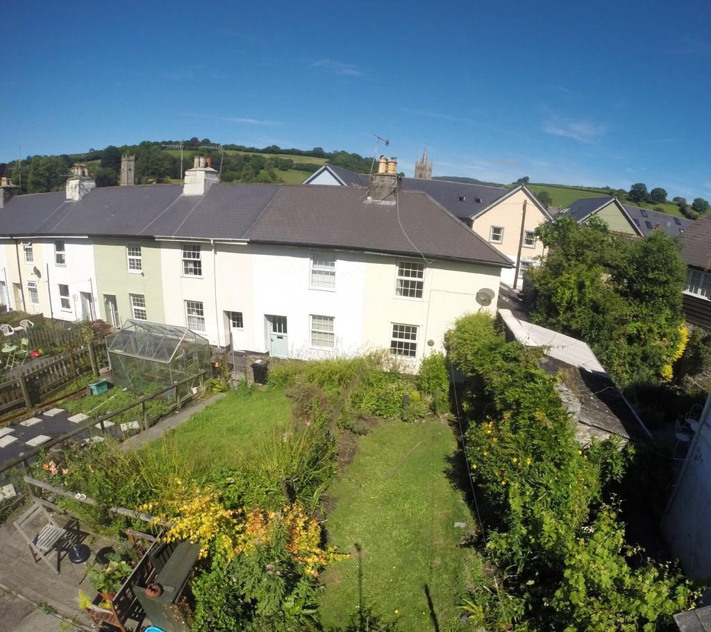 2 Bedrooms End Of Terrace House for sale in Ashburton, Devon