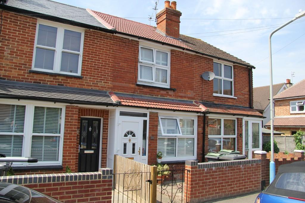 2 Bedrooms Terraced House for sale in Tonbridge
