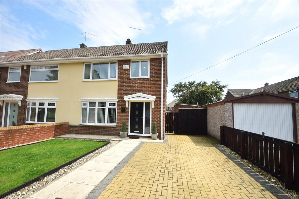 3 Bedrooms Semi Detached House for sale in Newlands Road West, Seaham, Co.Durham, SR7