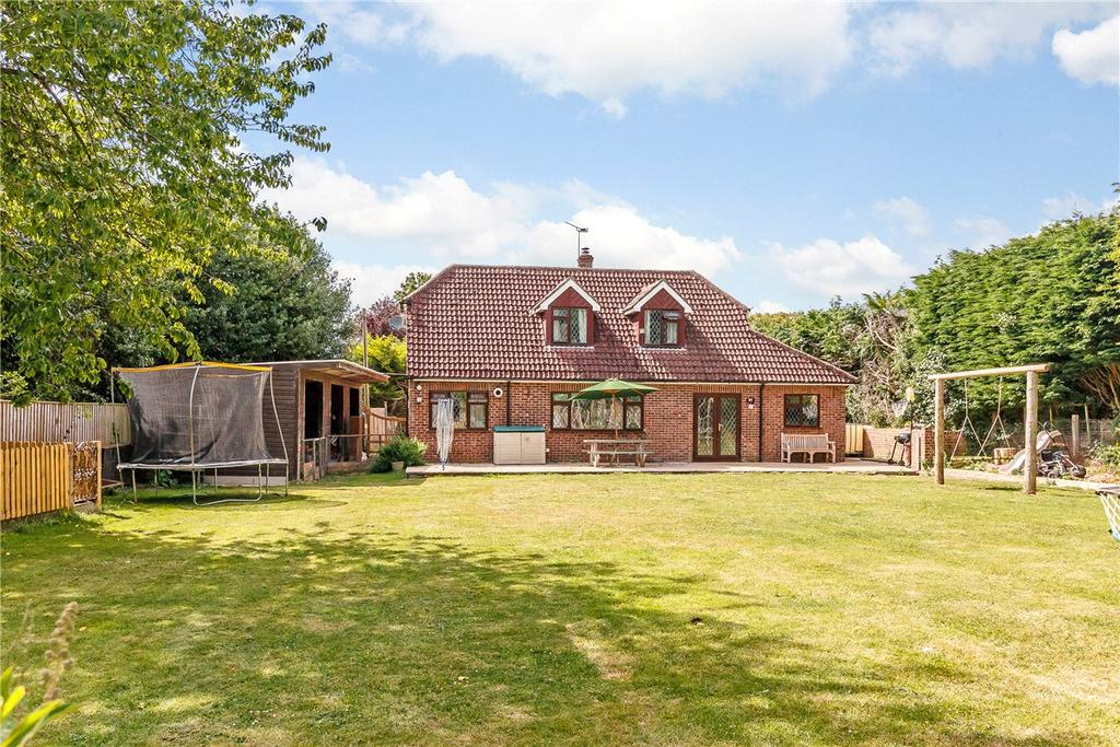 5 Bedrooms Detached House for sale in Chieveley, Newbury, Berkshire, RG20
