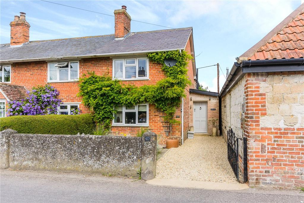3 Bedrooms End Of Terrace House for sale in The Street, All Cannings, Devizes, Wiltshire, SN10