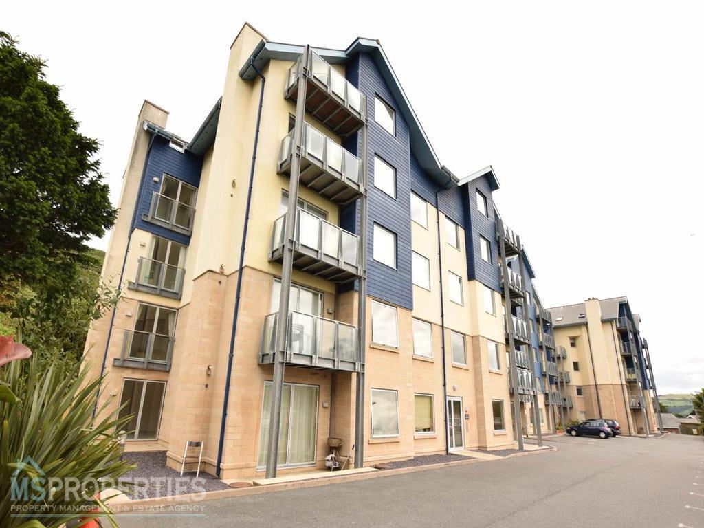 2 Bedrooms Flat for sale in Plas Dyffryn, North Road, Aberystwyth