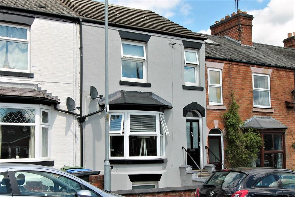 3 Bedrooms Terraced House for sale in Nelson Street, Market Harborough