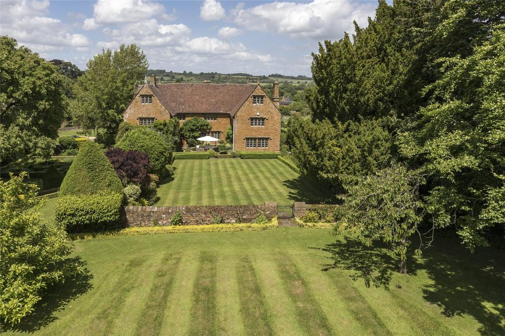 7 Bedrooms Detached House for sale in The Manor House, Warmington, Banbury, Oxfordshire, OX17