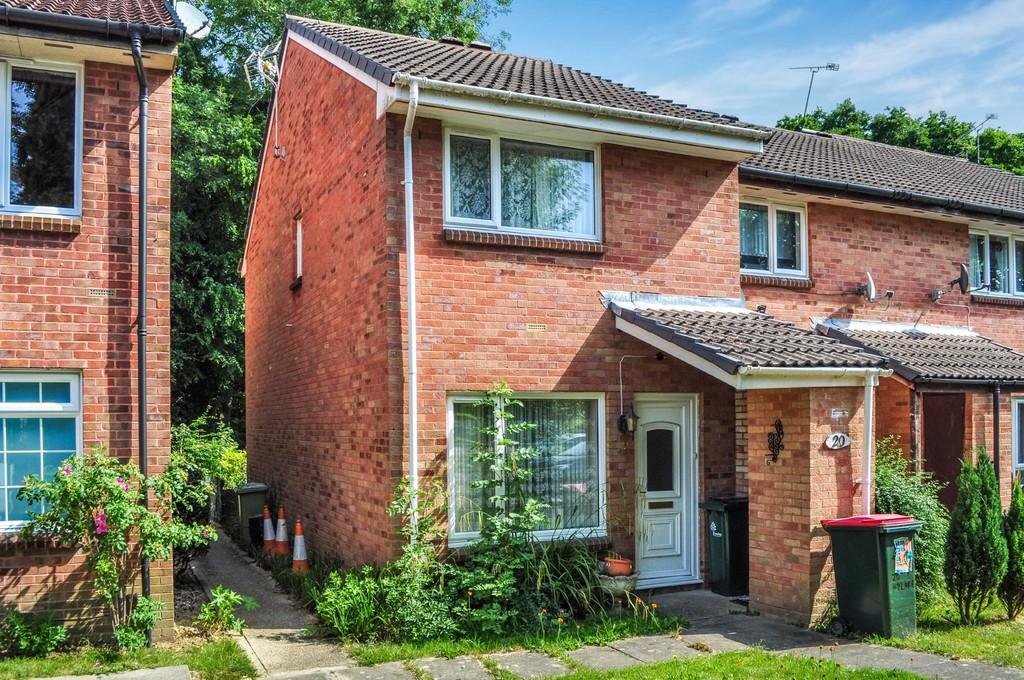 2 Bedrooms End Of Terrace House for sale in Hoylake Close, Ifield West