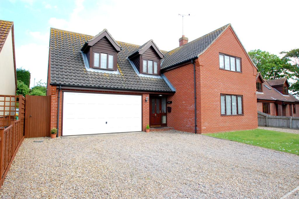 4 Bedrooms Detached House for sale in Mill View Close, Mundesley