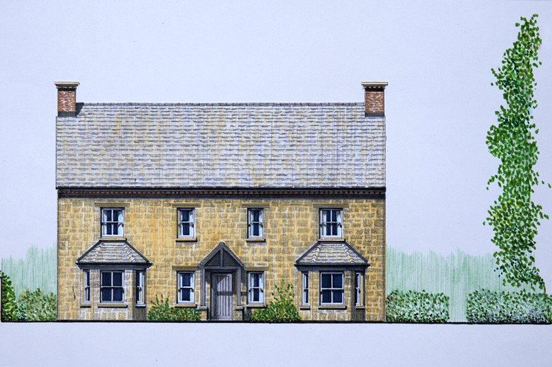 Plot Commercial for sale in High Street, Shipton-under-Wychwood, Chipping Norton, Oxfordshire, OX7