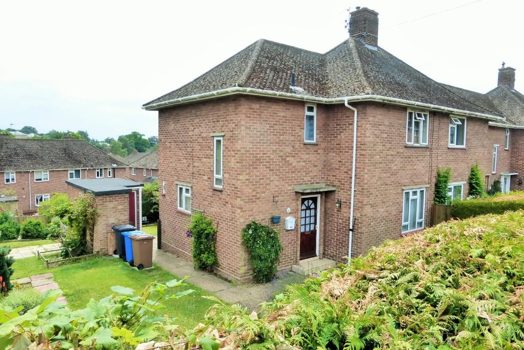 3 Bedrooms End Of Terrace House for sale in Grasmere Close, West Earlham
