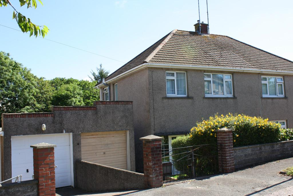 3 Bedrooms Semi Detached House for sale in Mount Pleasant Way, Milford Haven