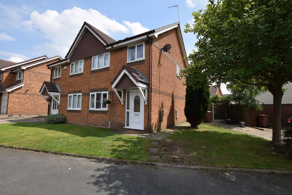 3 Bedrooms Semi Detached House for sale in Foxwood, Rainhill, St. Helens