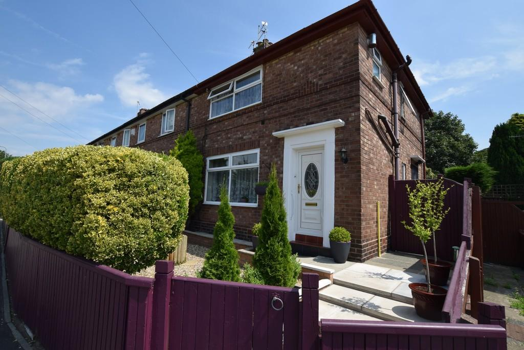 3 Bedrooms Semi Detached House for sale in Lonsdale Avenue, Thatto Heath, St. Helens