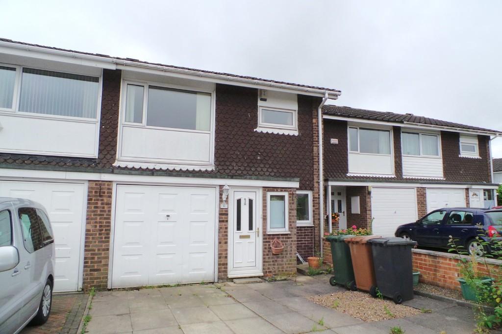 3 Bedrooms Terraced House for sale in 6 BIRKWITH CLOSE, WHINMOOR, LEEDS, LS14 2DG