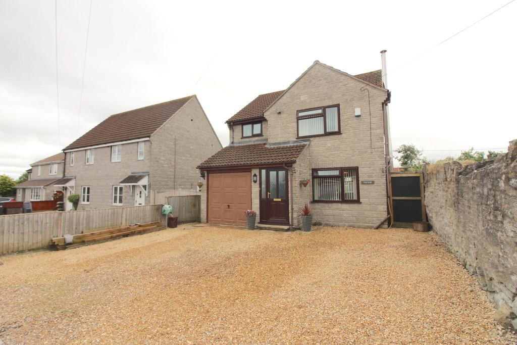 3 Bedrooms Detached House for sale in Park Close, Barton St. David