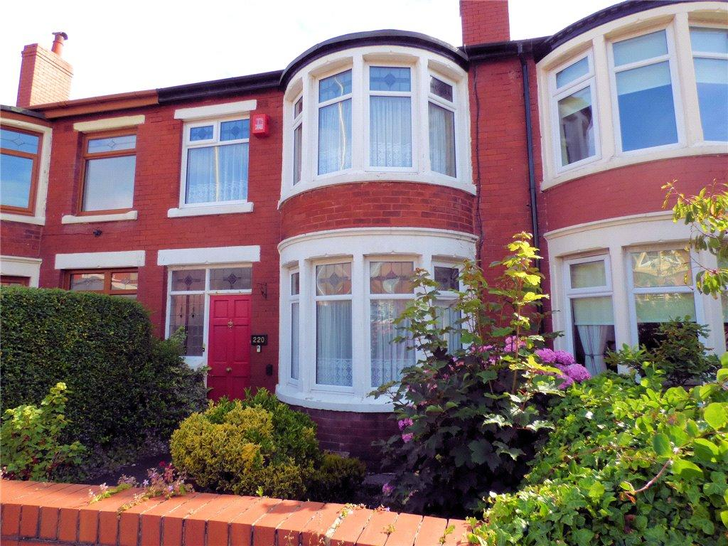 3 Bedrooms Terraced House for sale in Park Road, Blackpool, Lancashire
