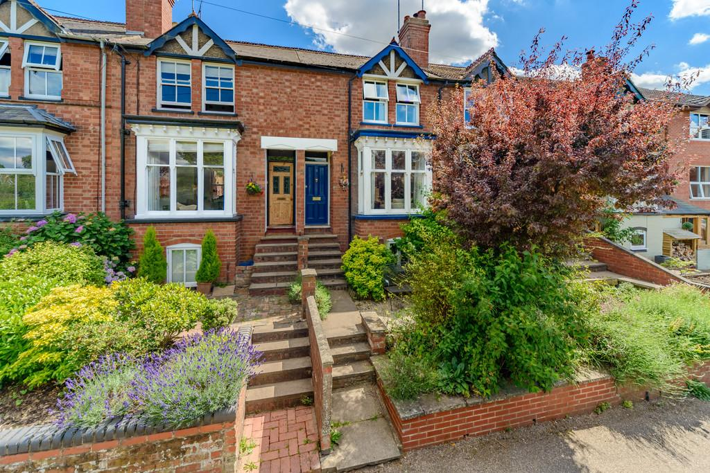 3 Bedrooms Terraced House for sale in The Close, Kenilworth