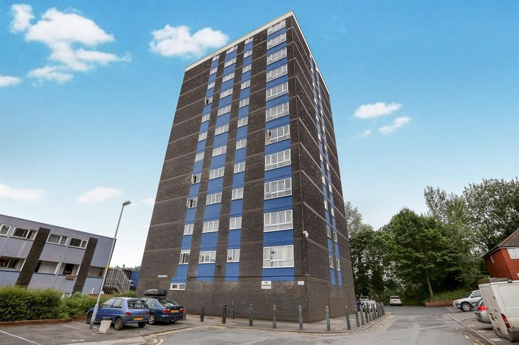 2 Bedrooms Apartment Flat for sale in St. Cecilia Close, Kidderminster