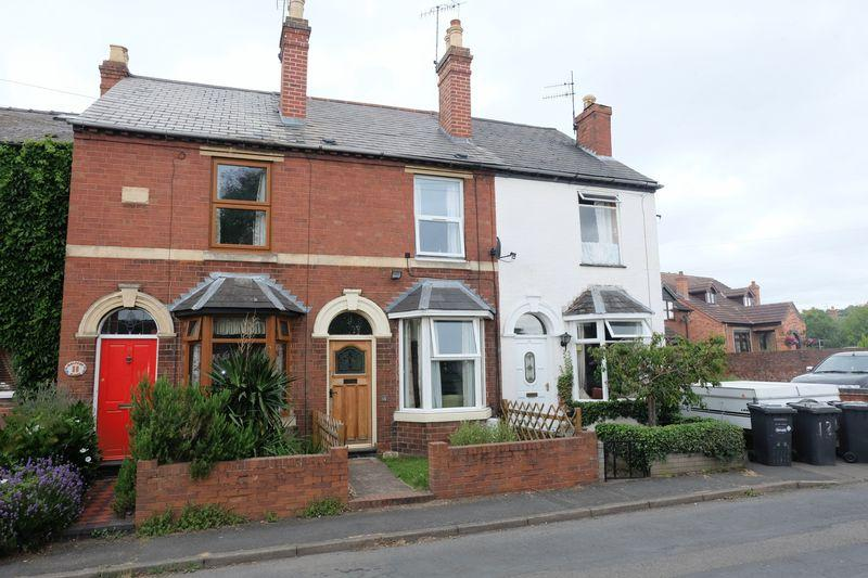 3 Bedrooms Terraced House for sale in Mill Road, Stourport-On-Severn DY13 9BG