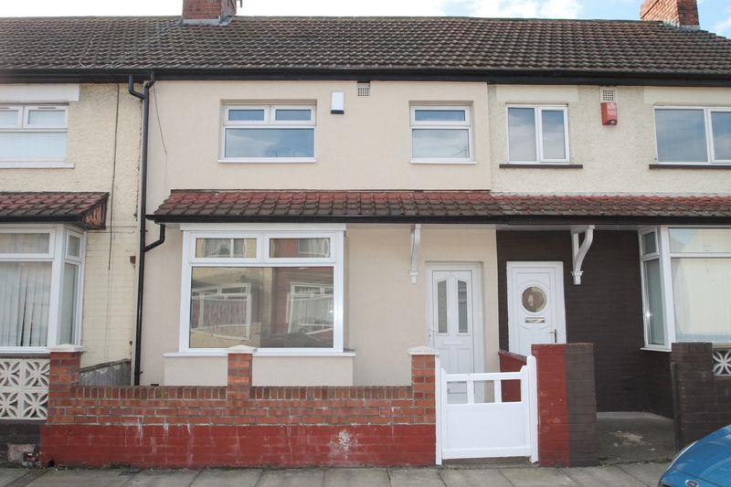 3 Bedrooms Terraced House for sale in Leinster Road, Middlesbrough, TS1 4QZ