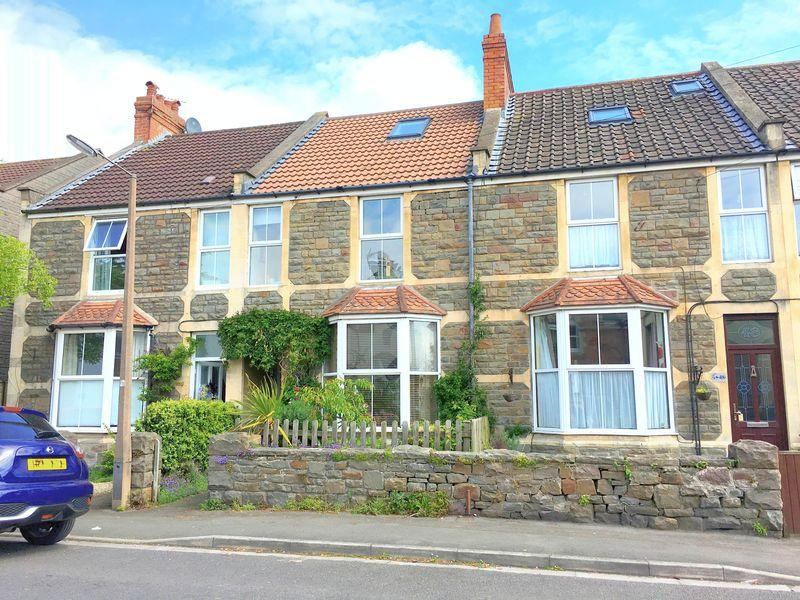4 Bedrooms Terraced House for sale in Strode Road, Clevedon