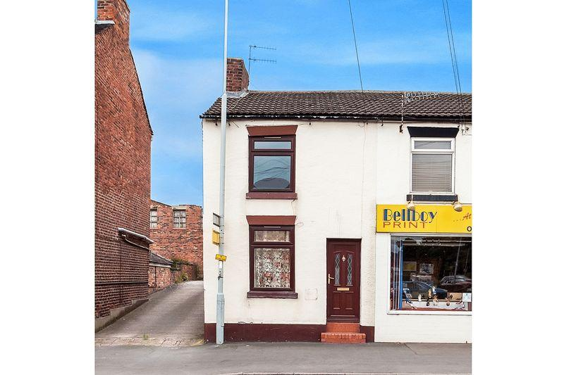 3 Bedrooms End Of Terrace House for sale in Moor Street, Congleton