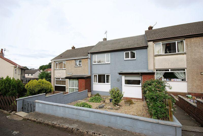 3 Bedrooms Terraced House for sale in 42 Craig View, Coylton, KA6 6LB