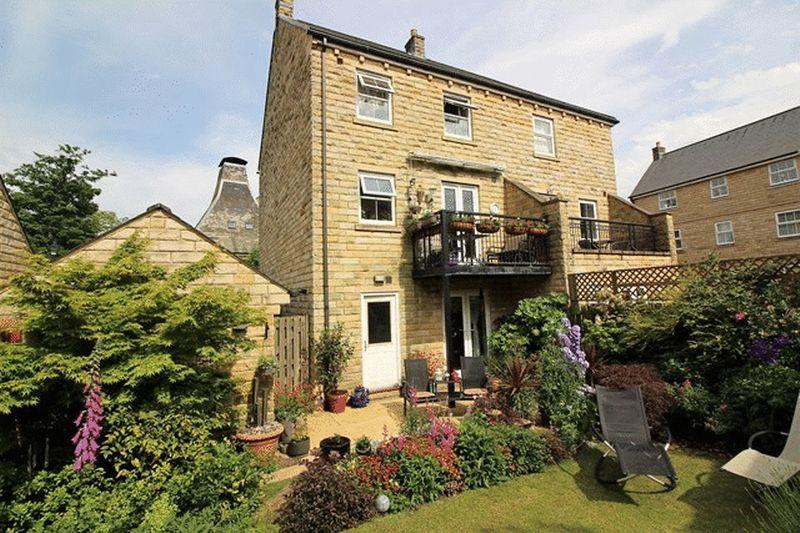4 Bedrooms Semi Detached House for sale in Coopers Close, Fountainhead Village, Wheatley, Halifax
