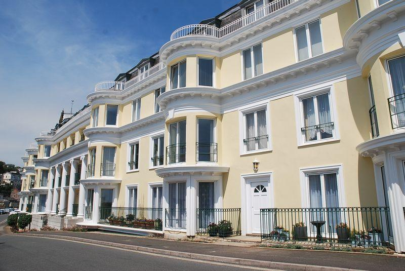 2 Bedrooms Retirement Property for sale in Montpellier Road, Torquay