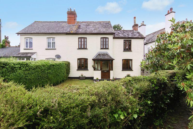 4 Bedrooms Semi Detached House for sale in Exbourne, Okehampton