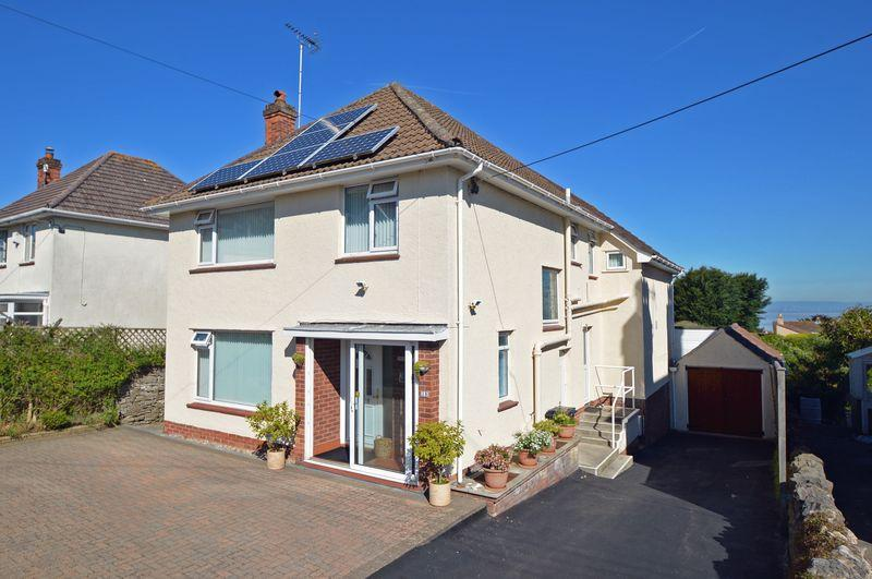 4 Bedrooms Detached House for sale in Coastal views from Upper Clevedon