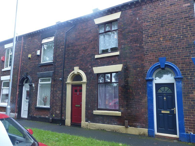 2 Bedrooms Terraced House for sale in Quail Street, Salem, Oldham