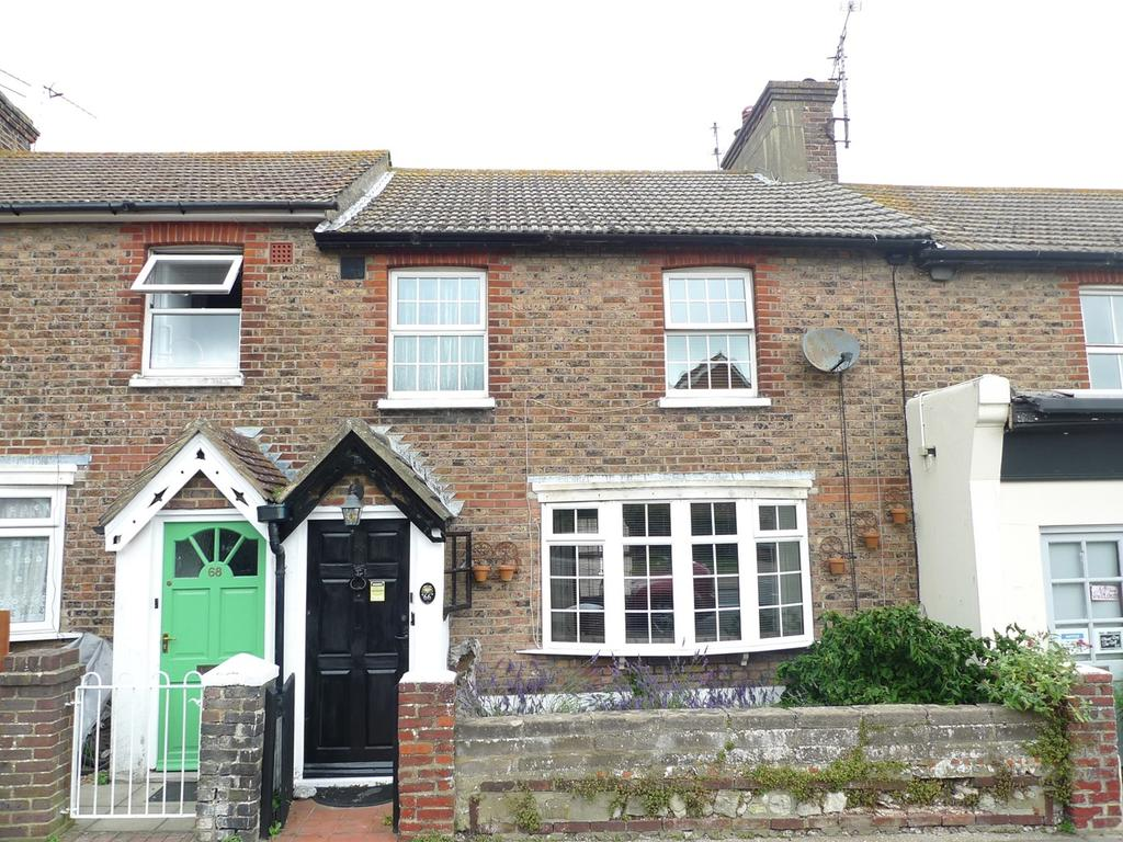 2 Bedrooms Terraced House for sale in Church Street, Old Town, Eastbourne, BN21