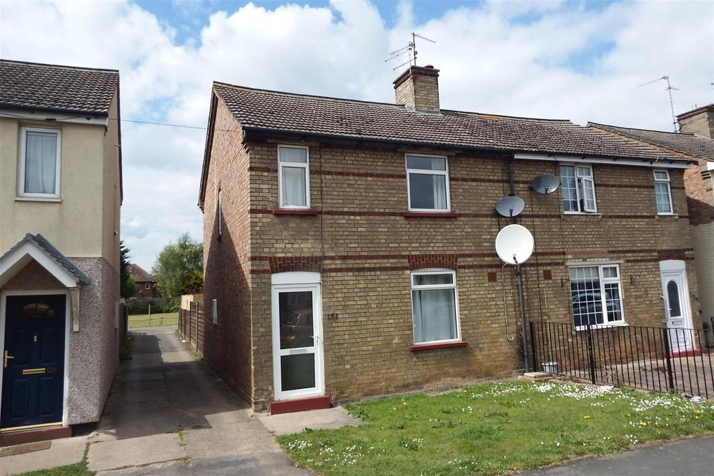 2 Bedrooms End Of Terrace House for sale in Queens Road, Spalding, PE11