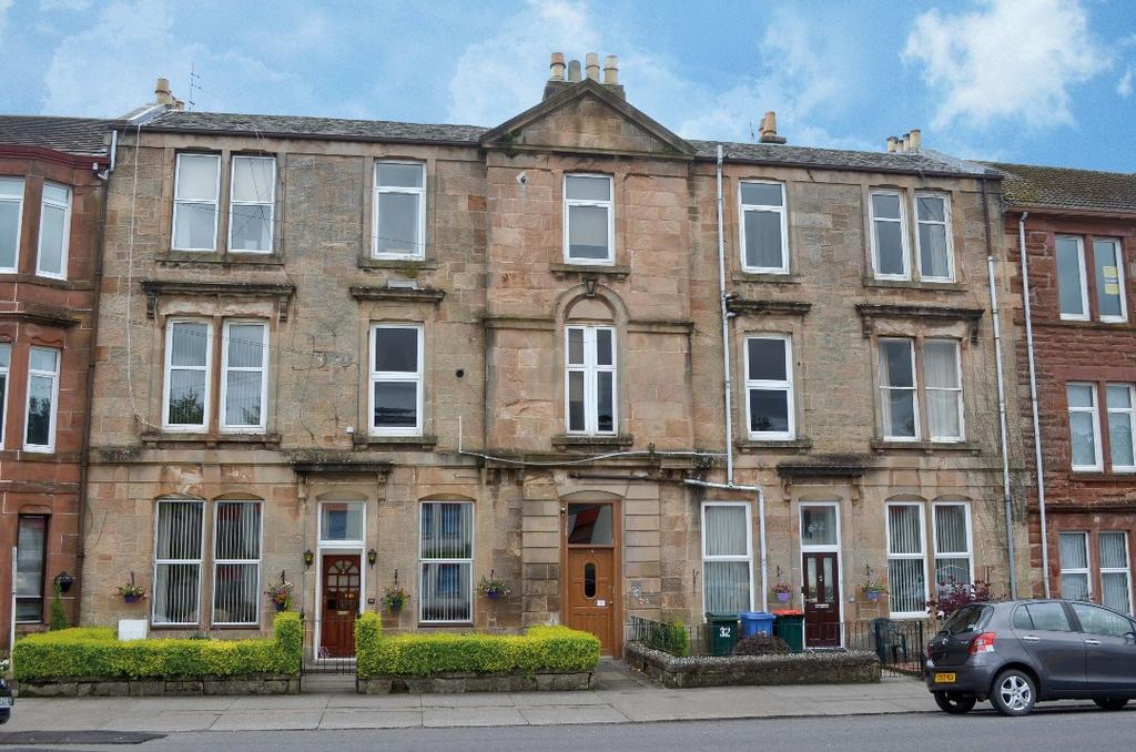 1 Bedroom Flat for sale in East Argyle Street, Flat 2/4, Helensburgh, Argyll Bute, G84 7RR